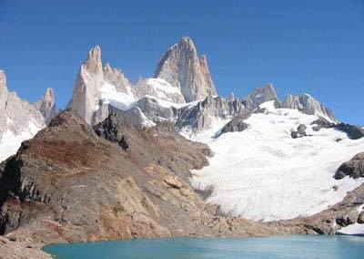 Fitz Roy-Massiv, Südpatagonien, Argentinien
