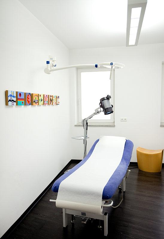 impressionen fotos der hautarztpraxis ingelheim. Black Bedroom Furniture Sets. Home Design Ideas