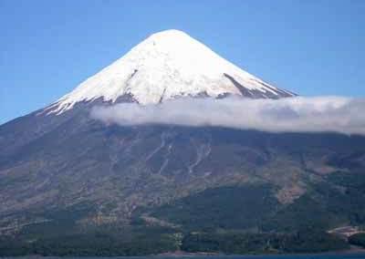 Vulkan Osorno, Südpatagonien, Chile