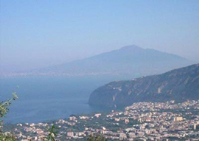 Sorrento, Golf von Neapel