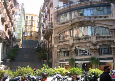 Altstadt Neapel
